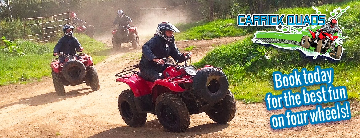 Quad biking Ireland