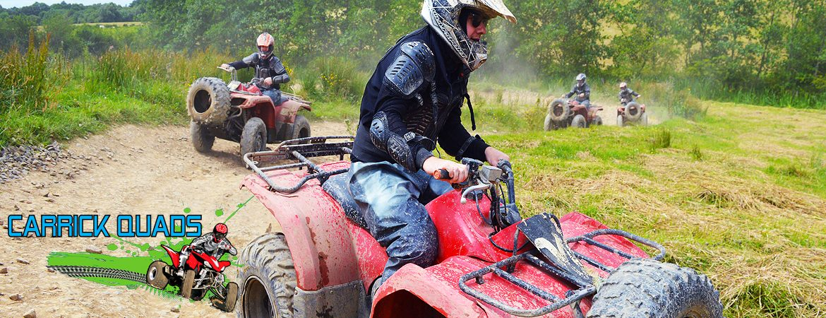 Carrick Quads – FOUR-WHEELED ADVENTURE EXPERIENCE