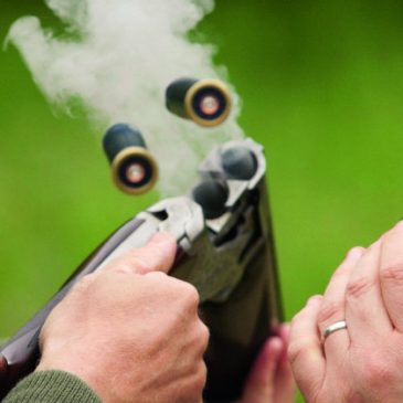 Carrick Clay Pigeon Shooting