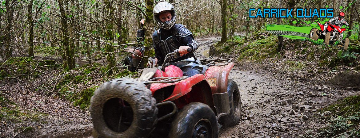 quads biking ireland carrick quads